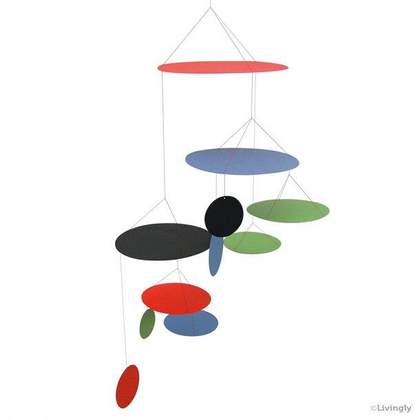 UFO Mobile, originale farver
