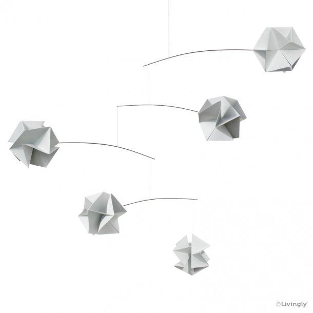 Molekyle Mobile /5, hvid